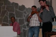 Gheorghe Zamfir, Flavius & Radu