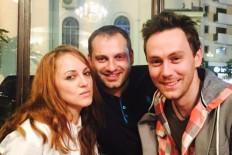 The Masters - Radu, Flavius & Petruta